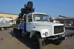БКМ на шасси ГАЗ-3308