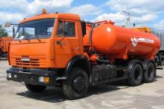 Вакуумная машина КАМАЗ-65115 КО-505А
