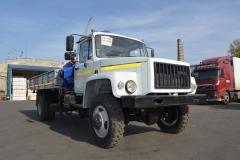Гидроманипулятор ГАЗ-3309 «ГАЗон»