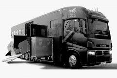 Фургон коневоз КАМАЗ-65208