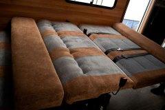 Фургон коневоз Mercedes Actros