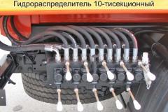 Мусоровоз с боковой загрузкой КО-440-2N ГАЗон Некст