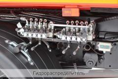 Мусоровоз с боковой загрузкой КО-440-9 МАЗ-5340
