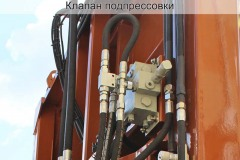 Мусоровоз с задней загрузкой КО-440В КамАЗ-53605