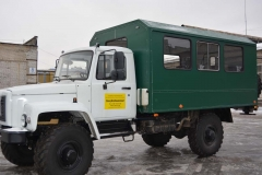 Спецфургон ГАЗ-3308