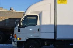 Фургон Hyundai 78 закабинный спальник