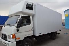 Фургон Hyundai 78 надкрышный спальник
