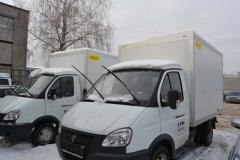 Фургоны ГАЗ-3302 ГАЗель-Бизнес