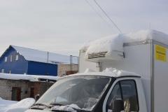 Фургон рефрижератор ГАЗ-3302