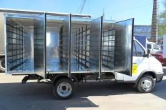 Хлебные фургоны ГАЗ-3302 ГАЗель «Бизнес»
