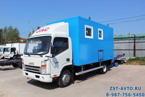 Автомастерская JAC N80
