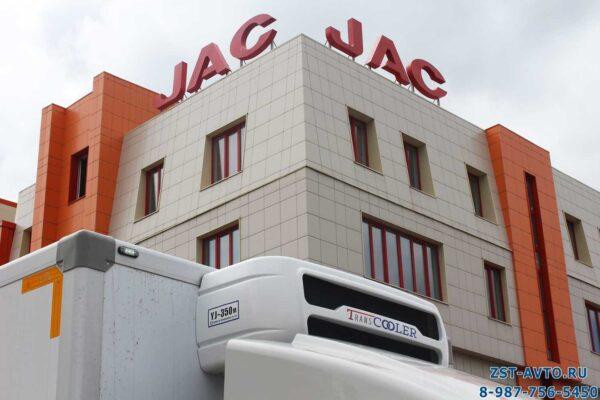 Изотермический JAC N56 с рефрижератором