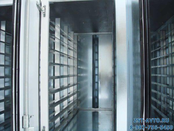 Хлебный фургон JAC-N56