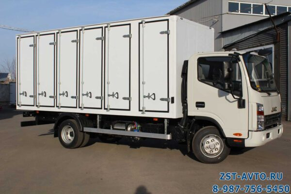 JAC-N80 хлебный фургон