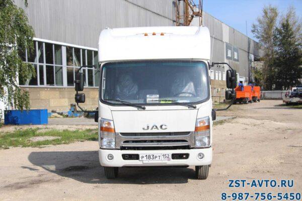 Седельный тягач JAC N80