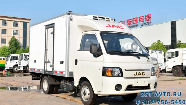 Фургон JAC N25/35