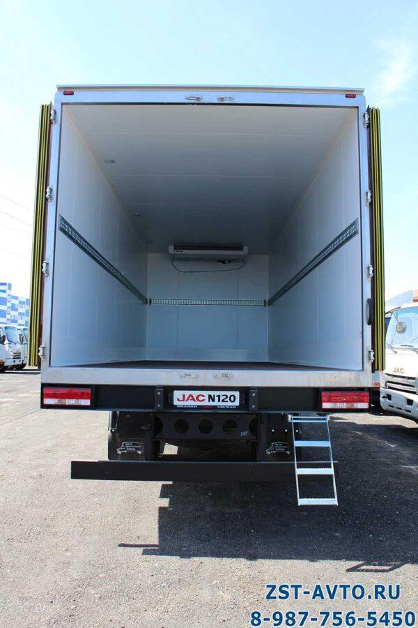 Фургон JAC-N120 с рефрижератором H-THERMO