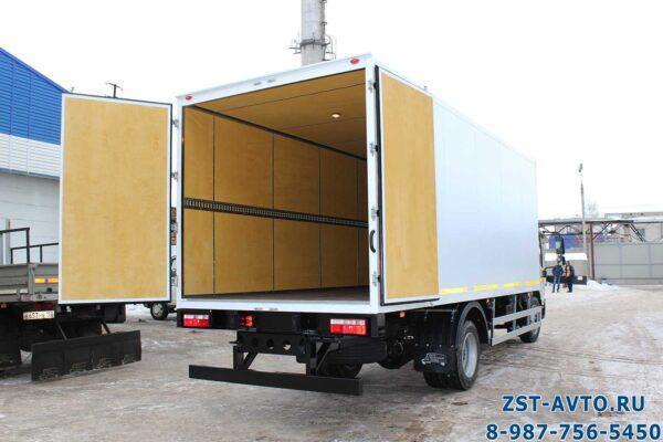 Мебельный фургон JAC N120